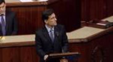 former u.s. rep. eric cantor (r-va) heads for wall street